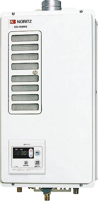 ノーリツ ガス給湯器 【GQ-2420WZD-F-2】 24~2.5号 [新品]