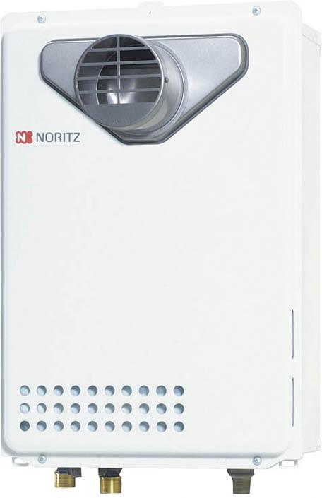 ノーリツ ガス給湯器 【GQ-2437WS-C】 24~3号 [新品]