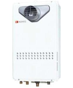 【代引き不可】【GQ-2427AWX-T-BL】 24号 PS扉内設置形(PS標準設置前方排気延長形 クイックオート【ユコア】 ガス給湯器 NORITZ 高温水供給方式 GQ-2427AWX-T BL