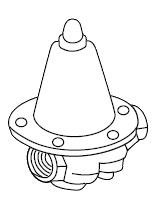 ノーリツ[NORITZ] 即出湯用部材 【GD-15H】 ガス給湯器 関連部材 品コード:[0710218]