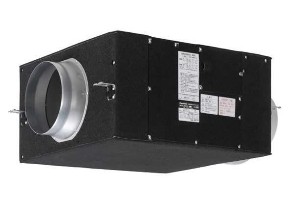 パナソニック 換気扇 ダクト用送風機器 消音給気形キャビネットファン 単相100V FY-25KCF3
