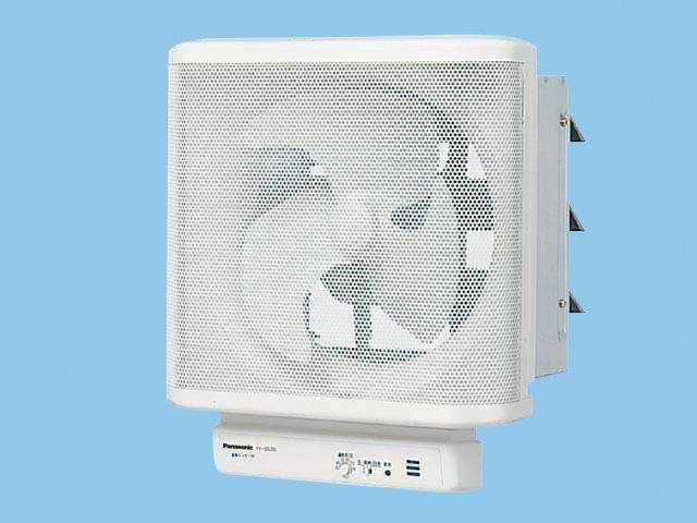 パナソニック 換気扇【FY-30LST】 インテリア型 有圧換気扇 インテリア形有圧換気扇 低騒音・自動運転形(温度センサー付) インテリアメッシュタイプ [新品]