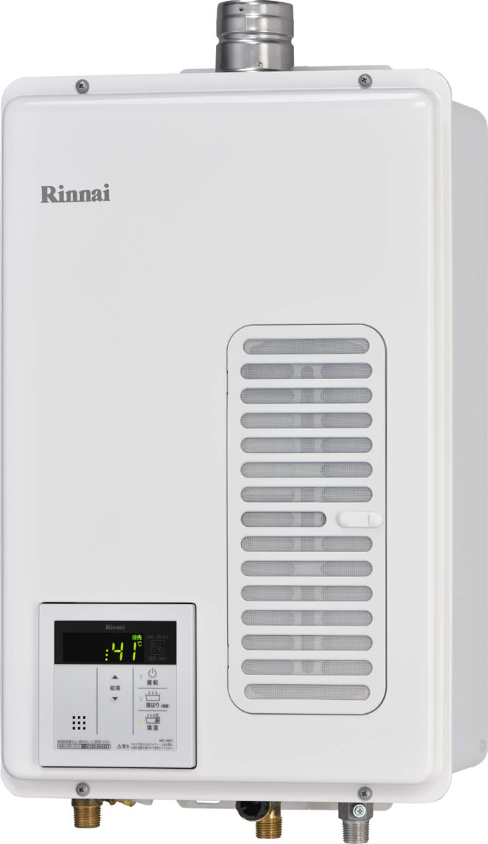 Rinnai[リンナイ] 10号 ガス給湯器 接続口径:15A RUX-V1015SWFA(A) ガス給湯専用機 10号 ふろ機能:給湯専用 BL無 設置:FE 接続口径:15A 設置:FE 品名コード:23-1138, 123market:a64d5d64 --- officewill.xsrv.jp