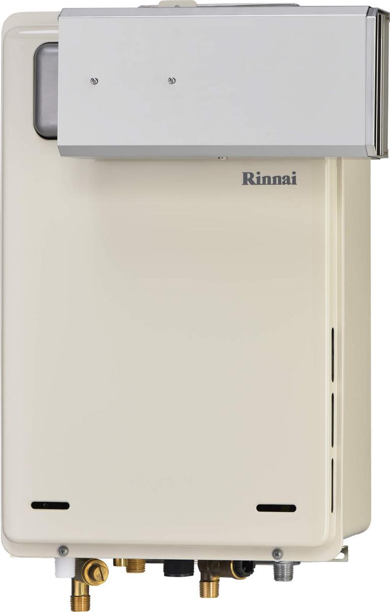 Rinnai[リンナイ] ガス給湯器 RUJ-A1610A 高温水供給式タイプ 16号 ふろ機能:高温水供給式 BL有 接続口径:15A 設置:アルコーブ 品名コード:23-9774