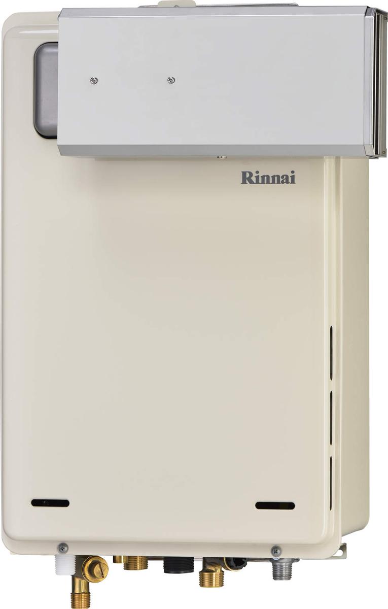 Rinnai[リンナイ] ガス給湯器 RUJ-A1600A 高温水供給式タイプ 16号 ふろ機能:高温水供給式 BL有 接続口径:20A 設置:アルコーブ 品名コード:23-9820