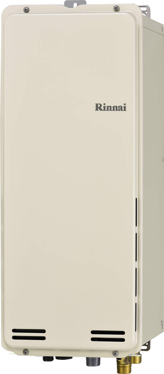 Rinnai[リンナイ] ガス給湯器 RUF-SA2015AB ガスふろ給湯器 設置フリータイプ 20号 ふろ機能:フルオート 接続口径:15A 設置:後方 品名コード:24-9912
