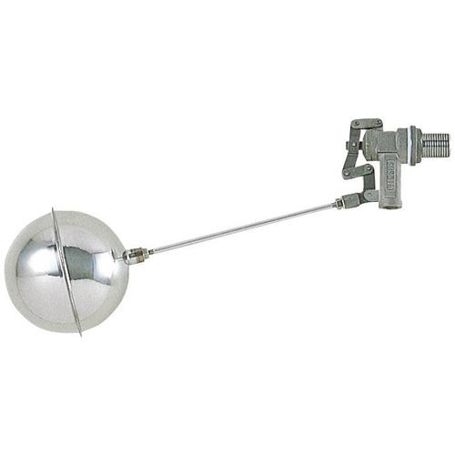 三栄水栓 トイレ用品 ボールタップ セミWステンレスボールタップ V475-20