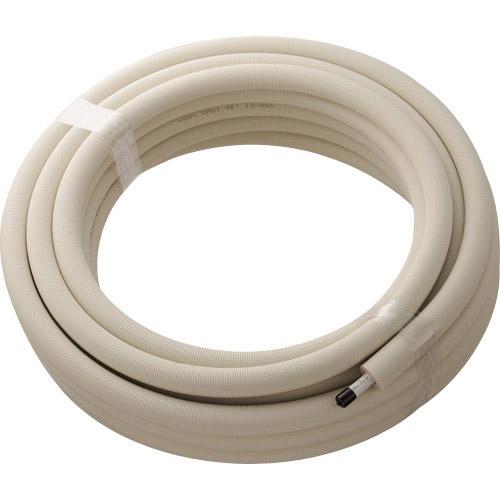 【三栄水栓】配管システム 保温材付アルミ複合耐熱ポリエチレン管 【T1021R-2H-16AX25-10】