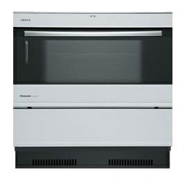 NE-DB901 パナソニック ビルトイン 電気オーブンレンジ 200V 熱風循環方式・2段調理 スチーム機能搭載 (シルバー)