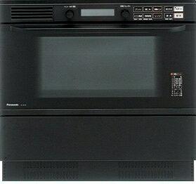 NE-DB700P パナソニック IHクッキングヒーター ビルトイン 電気オーブンレンジ 200V 熱風循環方式・2段調理 (スチーム機能なし) (ブラック)