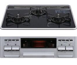 パロマ ガス調理機器 ビルトインコンロ ガラストップ 片面焼グリル PD-KN52V-60G PDKN52V-60G PD-KN52V60G PDKN52V60G ガラストップコンロ