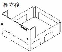 【AD-HXH44N-C】脚部化粧カバー460L 4方向 パナソニック エコキュート