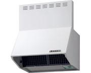 リクシル・サンウェーブ 取り替えキッチン パッとりくん レンジフードのフード部分のみ NBH シロッコファンタイプ (高さ70cm) ホワイト 間口60cm NBH-6367W INAX 金属幕板のみ・換気扇、横幕板は別売り [代引不可]