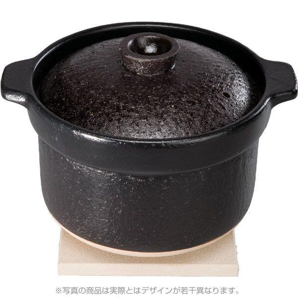 ガスコンロ ビルトインコンロ オプション リンナイ 専用土鍋「かまどさん自動炊き」 RTR-20IGA