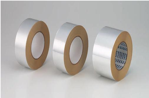 A-SAN10050 空調用アルミテープ 100巾X50m ケースロット:15個 東ア