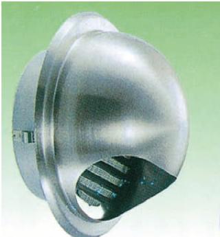 東洋アルチタイト GSN100S-HL SUS304空調用ベンドキャップ 国内在庫 オリジナル ステン丸型フード100φ用 自然換気タイプ 単品ロット:1個