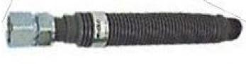 OMH1/2X400 都市ガス用可とう管メタルホース 1/2 15AX400mm ケースロット:10本 東ア