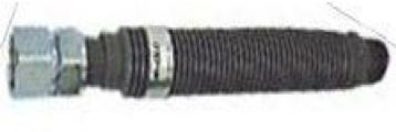OMH3/4X200 都市ガス用可とう管メタルホース 3/4 20AX200mm ケースロット:10本 東ア