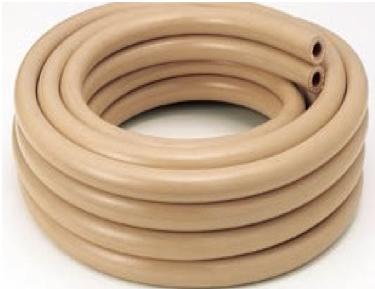 TA-B20MW 風呂用追い炊き配管ホース (ツイン用) バスホース1/2 13AX20m 単品ロット:1巻 東ア