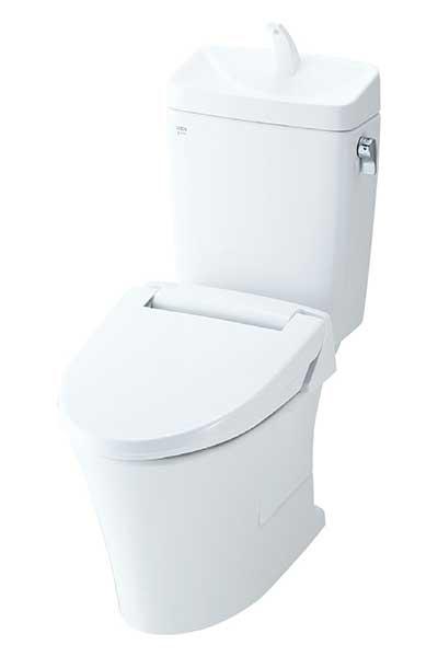 アメージュZ便器 (フチレス) 便器【BC-ZA10S】 タンク【DT-ZA180E】 INAX・LIXIL 床排水 ECO5 トイレ【メーカー直送のみ・代引き不可・NP後払い不可】