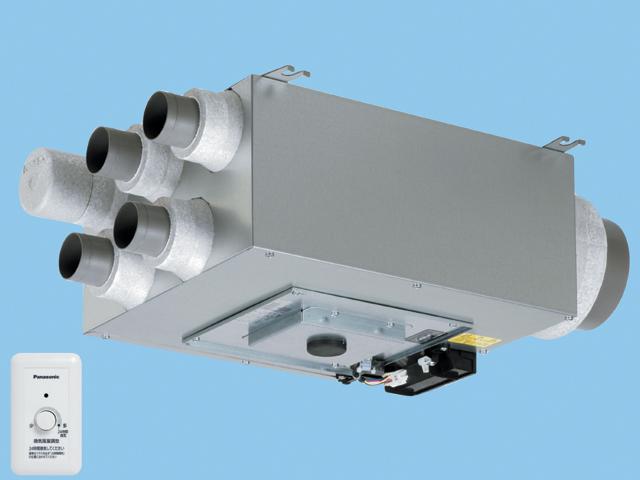 気調システム FY-18KED1 集中 2X4住宅対応 集中気調 小口径セントラル換気システム セントラル換気ファン 天井埋込形 2×4住宅対応 吸込み6箇所用 パナソニック 気調システム