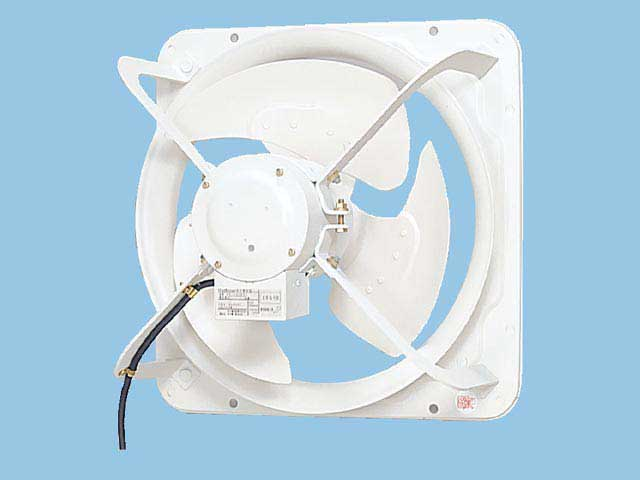 パナソニック 換気扇 有圧換気扇 低騒音形 排-給気兼用仕様 単相・100V【FY-45GSV3】【FY45GSV3】[新品]