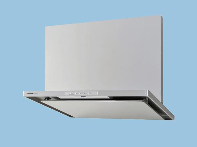 パナソニック 換気扇 レンジフード FY-7HTC4-S 75cm 24時間・局所換気兼用〈3段速調付〉 スマートスクエアフード〈大風量形〉 調理機器連動タイプ レンジフード K