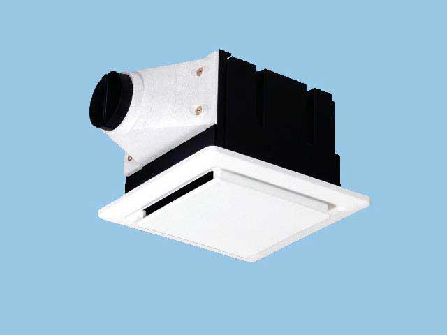 パナソニック FY-8R-W Q-hiファン (天井埋込形) 同時給排・標準タイプ 天井埋込形 6畳・8畳用 ルーバー色:クリスタルホワイト 換気扇 Q-hiファン D