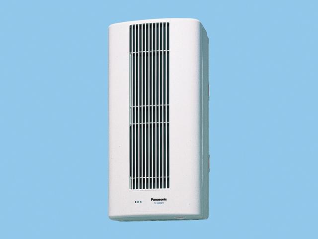パナソニック 換気扇 FY-8XY Q-hiファン (熱交換形) 8畳用 熱交換タイプ 壁掛・縦形 8畳用 色:ホワイト Q-hiファン D
