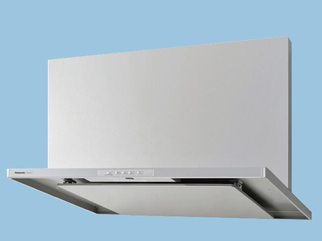 パナソニック 換気扇 レンジフード 【FY-9HTC4-S】 90cm 24時間・局所換気兼用〈3段速調付〉 スマートスクエアフード〈大風量形〉 調理機器連動タイプ