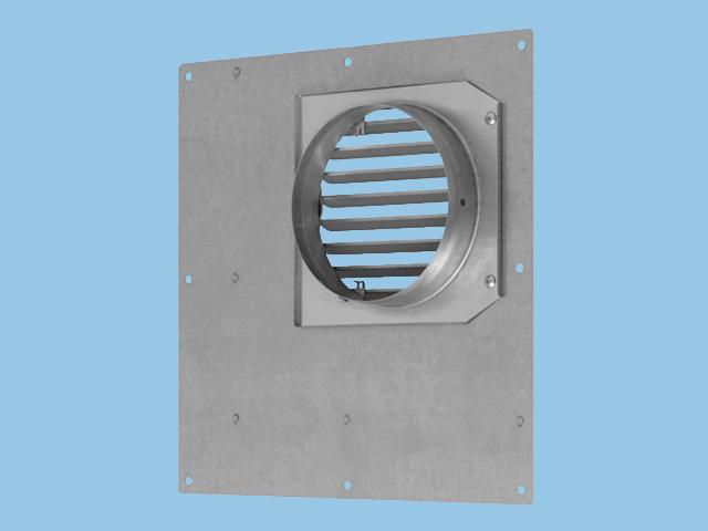 パナソニック レンジフード 取付枠アダプター FY-AC256 木枠アダプター リニューアル用部材 プロペラタイプ置換用 レンジフード用 換気扇 取付枠アダプター FYAC256 レンジフード K