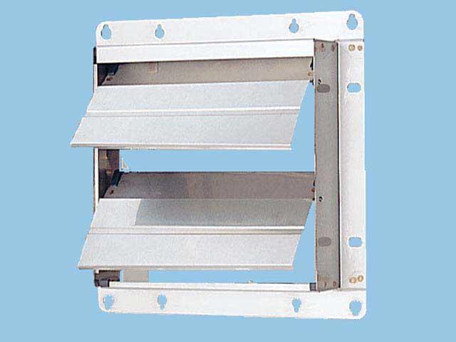 パナソニック 換気扇 FY-GEXS203 電気式シャッタ SUS製 専用部材 電気式シャッター 20cm用 ステンレス製・単相100V