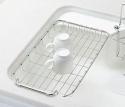 トクラス 水切り網カゴ(浅型 H2シンク用)【HKEAM25S】 [GEAM25S ] 同等品 キッチン H2シンク