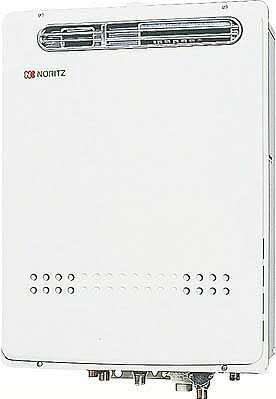 ノーリツ ガス給湯器 【GT-1634SAWSBL】 ふろ給湯器(セットフリー設置型) 16~2.5号 [新品]