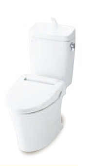 アメージュZ便器 (フチレス) 便器 HBC-ZA10S タンク DT-ZA180EN INAX LIXIL 床排水 ECO5 トイレ [メーカー直送][代引不可][後払い決済不可]