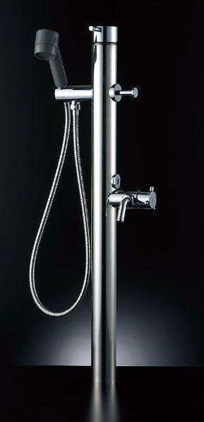 【送料無料】【INAX 水栓 ペット用】ペットも大満足!お湯が使える混合水栓仕様【LF-932SHK】LIXIL・リクシル イナックス ペット用水栓柱 立水栓