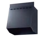 リクシル・サンウェーブ レンジフードのフード部分のみ NBHシリーズ (換気扇用フード) 間口 60cm ブラック NBH-6027K INAX 金属幕板のみ・換気扇、横幕板は別売り [代引不可]