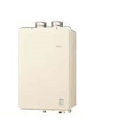 リンナイ ガスふろ給湯器 設置フリータイプ ecoジョーズ RUF-E1601SAFF オート FF 方式・屋内壁掛型16号 RUF-E1601SAFF 給湯・給水接続 20Aタイプ エコジョーズ RUFE1601SAFF