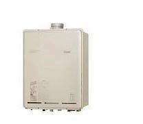 リンナイ ガスふろ給湯器 設置フリータイプ ecoジョーズ RUF-E1611SAU(A) オート PS 上方排気型16号【RUF-E1611SAU-A】給湯・給水接続 15Aタイプ エコジョーズ【RUFE1611SAUA】