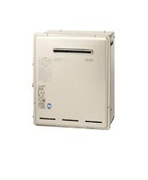 リンナイ ガス給湯器 フルオートタイプ ecoジョーズ 【RUF-E2000AW】 設置フリータイプ 屋外壁掛・PS設置型