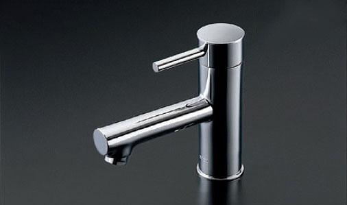 TOTO 洗面所用水栓金具【TLC11A】(一般地・寒冷地共用) シングルレバー立水栓 コンテンポラリシリーズ 鉛低減・節水