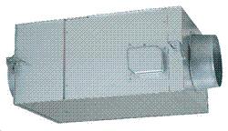 三菱 換気扇 産業用換気送風機 熱交換形換気扇(ロスナイ) 【BFS-40SUC】ストレートシロッコファン 天吊埋込タイプ 消音形