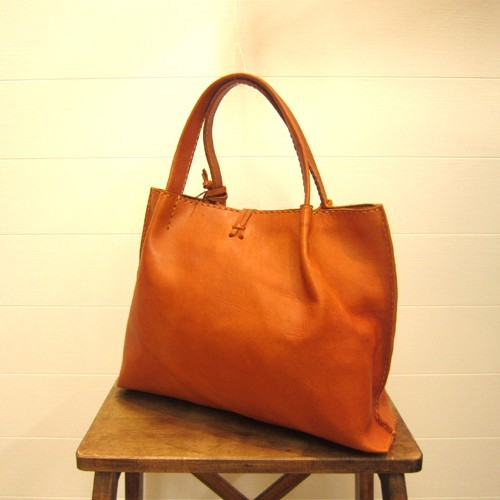 8139dfe5755b Leather bag leather craft-style simple leather tote bag handbag Womens  Leather bag leather leather leather bag natural