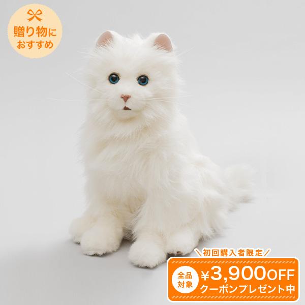 夢ねこプレミアム【送料当社負担】猫 ペット ロボット 猫 癒し 反応 しぐさ センサー