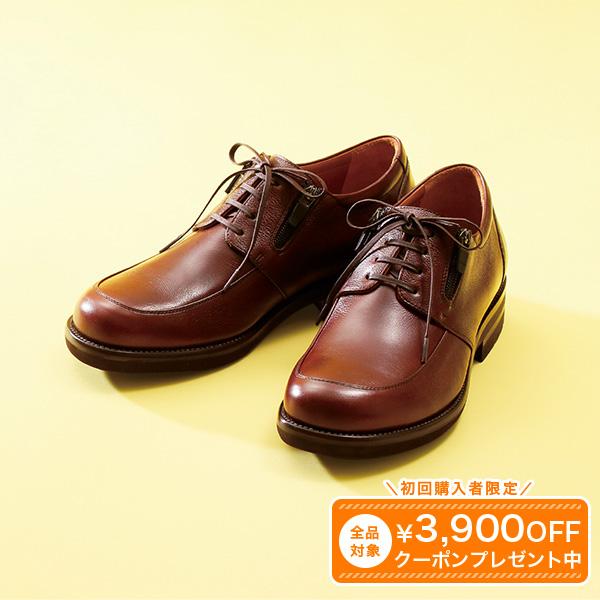 【キング・オブ・シューズ】【送料無料】メンズシューズ 革靴 スペイン製 ウォーキングシューズ 着脱が楽メンズ 靴 ビジネス 幅広 ブラウン ブラック 靴ベラ プレゼント