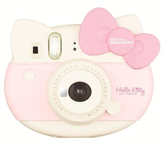 【送料無料】FUJIFILM(富士フィルム) インスタントカメラ instax mini ハローキティ 『チェキ』HELLO KITTY