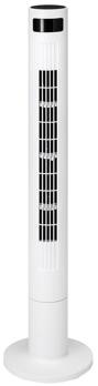DCハイタワーファン TF-T1925WH(リモコン付) 扇風機 スリーアップ 涼しい 冷風 扇風機 タッチセンサー