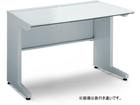 コクヨ/iSデスク 平机 引出しなし W1000 D750 ホワイト