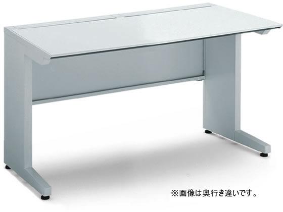 コクヨ/iSデスク 平机 引出しなし W1200 D650 ホワイト