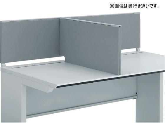コクヨ/iSデスク デスクトップパネル サイドパネル D600 ホワイトグレー